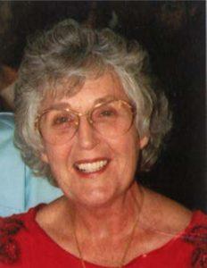 Jean Teasdale portrait